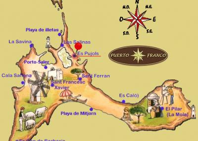 Es Pujols – Cessione attività Bar Paninoteca