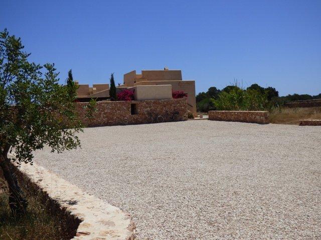 Cala Saona Villa con Piscina formentera