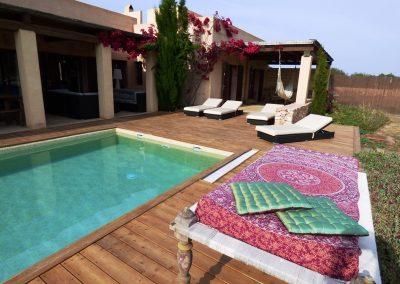 Cala Saona – Villa con Piscina
